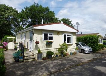 Thumbnail 2 bed mobile/park home for sale in Hillside, Agden Brow, Lymm, Cheshire