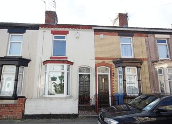 Thumbnail 2 bedroom terraced house for sale in Bligh Street, Wavertree, Liverpool