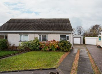 Thumbnail 3 bed semi-detached bungalow for sale in 57 North Gyle Grove, Edinburgh