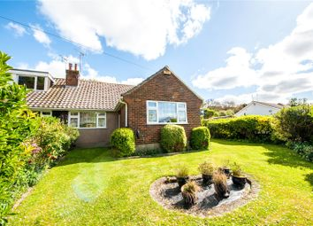 Thumbnail 3 bed semi-detached bungalow for sale in Upper Avenue, Istead Rise, Gravesend, Kent