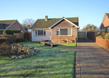 Thumbnail 2 bed detached bungalow for sale in Brook Avenue North, New Milton