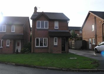 Thumbnail 3 bed detached house to rent in Northop Close, Deeside, Flintshire