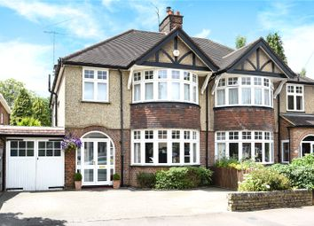 Thumbnail 4 bed semi-detached house for sale in Gade Avenue, Watford, Hertfordshire