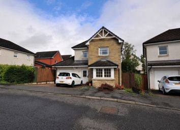 Thumbnail 4 bed detached house for sale in Whiteyetts Place, Sauchie, Alloa