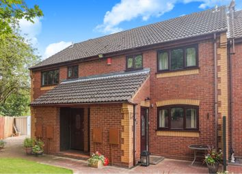 Thumbnail 2 bed flat for sale in The Sidings, Cannock