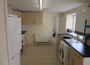 Thumbnail 2 bed flat to rent in Ground Floor Flat, Western Street, Swansea.