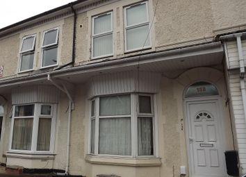 Thumbnail 1 bed flat to rent in Yardley Road, Acocks Green