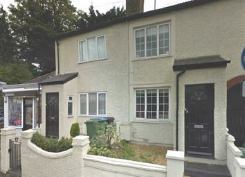Thumbnail 2 bed semi-detached house for sale in Aldenham Road, Bushey, Herts