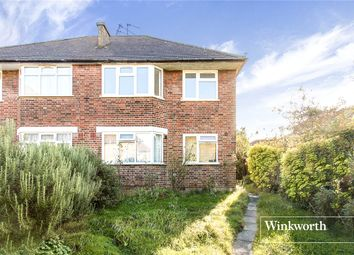 Thumbnail 2 bed maisonette for sale in Station Close, Finchley, London