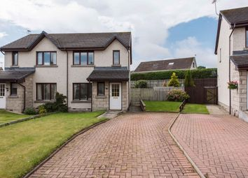 Thumbnail 3 bedroom semi-detached house for sale in Briggies Wynd, Kintore, Inverurie, Aberdeenshire