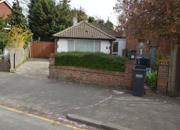 Thumbnail 3 bed detached bungalow for sale in Morland Avenue, Croydon