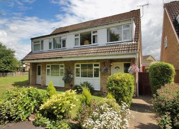 Thumbnail 3 bed semi-detached house for sale in Charm Close, Horley, Surrey
