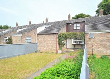 Thumbnail 3 bedroom terraced house for sale in Ash Close, Huntingdon, Cambridgeshire