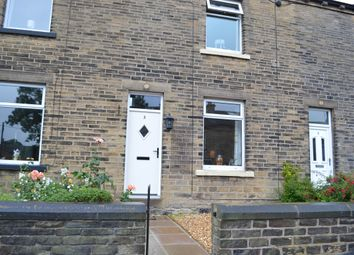 Thumbnail 2 bed terraced house for sale in Queen Street, Greengates, Bradford