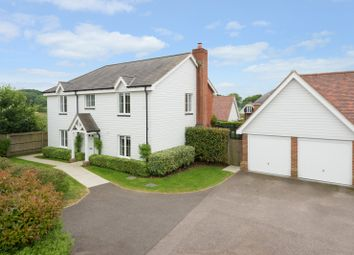 Thumbnail 5 bed detached house for sale in Bill Deedes Way, Aldington, Ashford