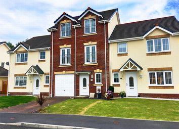 Thumbnail 4 bed terraced house for sale in 27 Clos Y Gerddi, Bynea, Llanelli, Carmarthenshire