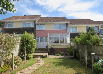 Thumbnail 3 bed terraced house for sale in Holmwood Avenue, Plymstock, Plymouth