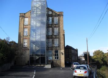 Thumbnail 1 bed flat to rent in Fearnley Mill Drive, Huddersfield