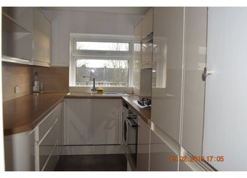 Thumbnail 2 bedroom flat to rent in Poplar Way, Ilford