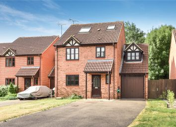 Thumbnail 5 bed detached house for sale in Sylvester Close, Winnersh, Wokingham, Berkshire