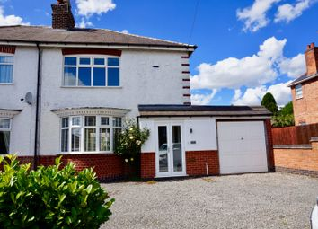 Thumbnail 3 bed semi-detached house for sale in Seagrave Road, Sileby