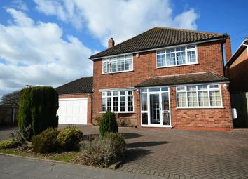 Thumbnail 4 bed detached house for sale in Hathaway Road, Shirley, Solihull