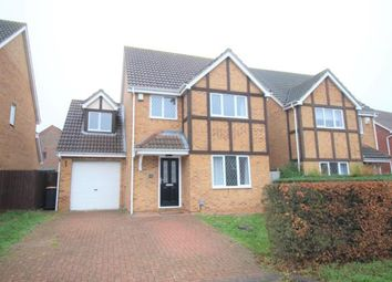 Thumbnail 4 bed detached house to rent in Lindisfarne Priory, Bedford