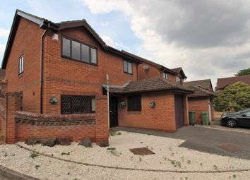 Thumbnail 4 bed detached house for sale in St. Sebastian Crescent, Fareham