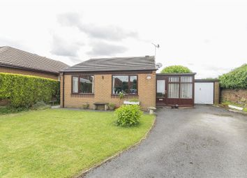 Thumbnail 2 bed detached bungalow for sale in Old Hall Close, Pilsley, Chesterfield