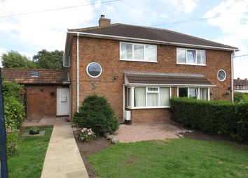 Thumbnail 2 bed semi-detached house for sale in Longwood Path, Mile Oak, Tamworth