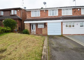 Thumbnail 3 bedroom semi-detached house for sale in Topsham Croft, Kings Heath, Birmingham