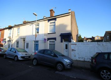 Thumbnail 5 bed terraced house to rent in Telephone Road, Southsea