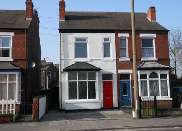 Thumbnail 3 bed semi-detached house for sale in Tamworth Road, Long Eaton