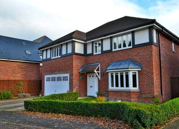 Thumbnail 5 bed detached house for sale in Gerards Gardens, Nantwich