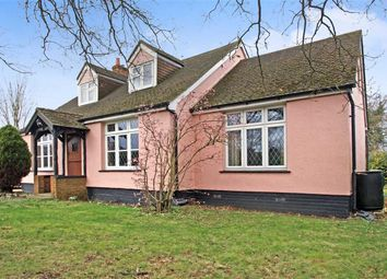 Thumbnail 3 bedroom detached house for sale in Newney Green, Chelmsford, Essex