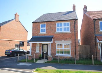Thumbnail 3 bed detached house for sale in Maple Gardens, Sowerby, Thirsk