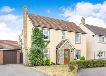 Thumbnail 4 bed detached house for sale in Elborough, Weston Super Mare, North Somerset