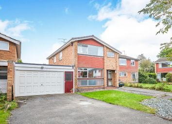 Thumbnail 5 bed detached house to rent in Manor Close, Costock, Loughborough