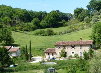 Thumbnail 6 bed farmhouse for sale in Gubbio, Gubbio, Perugia, Umbria, Italy