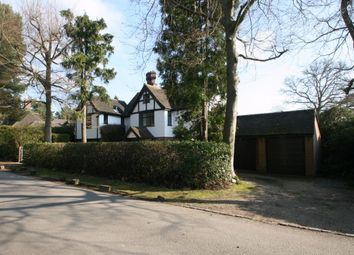 Thumbnail 6 bed detached house for sale in Tekels Avenue, Camberley