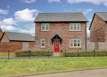 Thumbnail 3 bedroom detached house for sale in Farrell Court, Dumfries