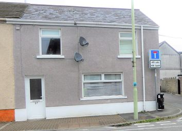 Thumbnail 2 bed flat for sale in Castle Street, Maesteg, Bridgend.