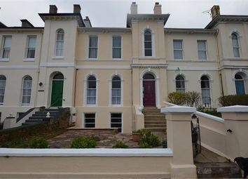 Thumbnail 1 bed flat to rent in Castle Road, Torquay, Devon.
