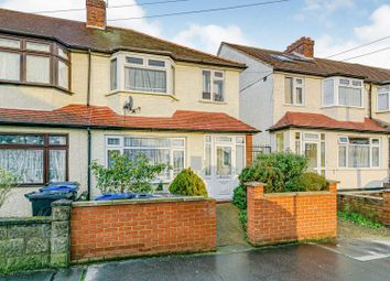Keston Road, Thornton Heath CR7. 3 bed end terrace house for sale