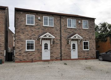 Thumbnail 3 bed semi-detached house to rent in South End, Thorne, Doncaster