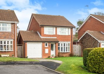 Thumbnail 3 bedroom detached house for sale in St. Andrews Crescent, Stratford-Upon-Avon