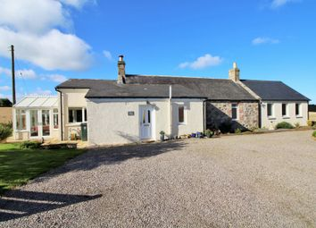 Thumbnail 4 bed detached bungalow for sale in Rafford, Forres