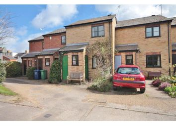 Thumbnail 2 bed terraced house to rent in Eyot Place, Oxford OX41Sa