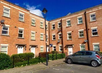 Thumbnail 2 bedroom flat for sale in Godwin Court, Swindon