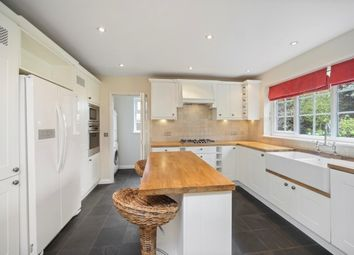 Thumbnail 4 bedroom detached house to rent in Churchill Drive, Weybridge
